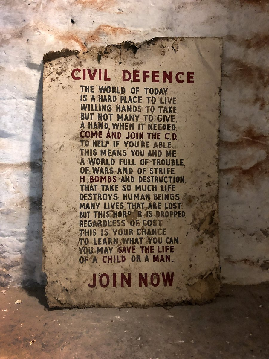 CIVIL DEFENCE